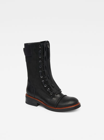 Stooke Zip Boots