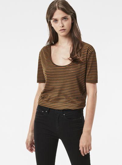 Daitrisi Straight T-Shirt