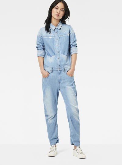 Modern Arc Boyfriend Boilersuit