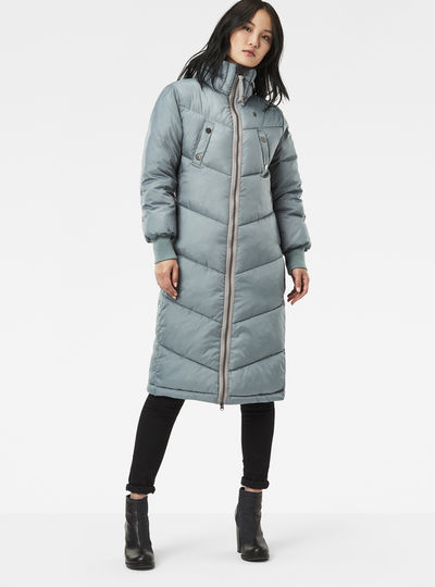 Alaska Boyfriend Long Coat