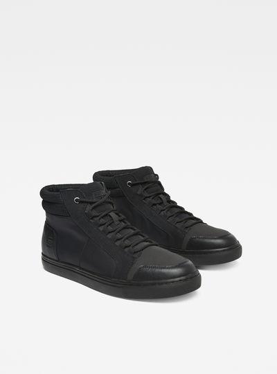 Zlove Cargo Mono Mid Sneakers
