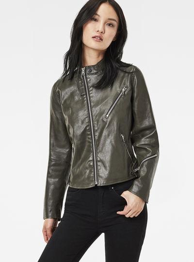 Empral Slim Biker Jacket