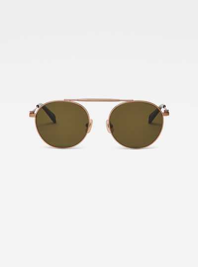 Metal Brycan Sunglasses