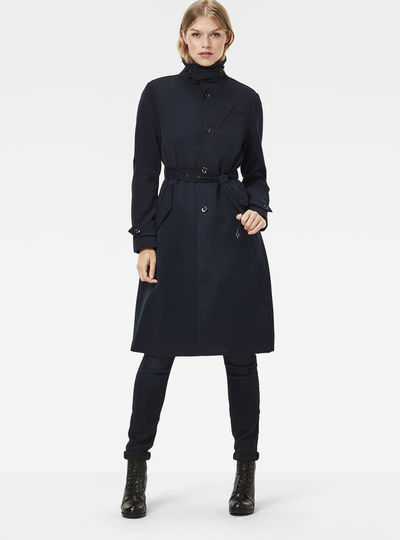Empral Long Loose Trench