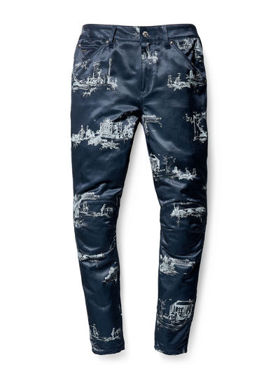 Pharrell Williams xG-Star Elwood X25 3D Boyfriend Women's Jeans