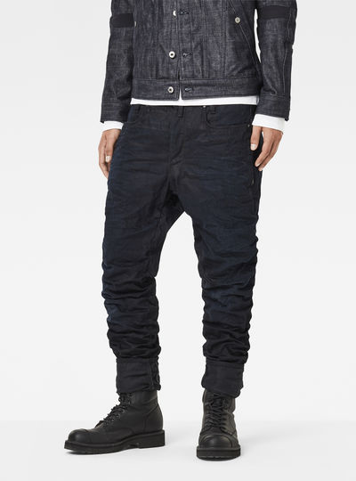 Staq 3D Tapered Jeans