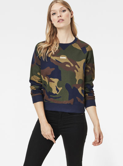 Tolban Cropped Sweater