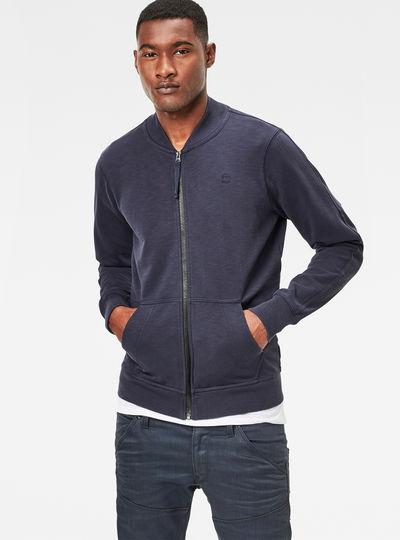 Korpaz Bomber Sweater