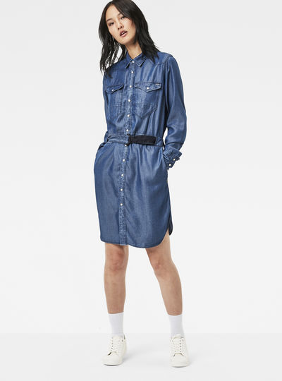 Tacoma Shirt Dress