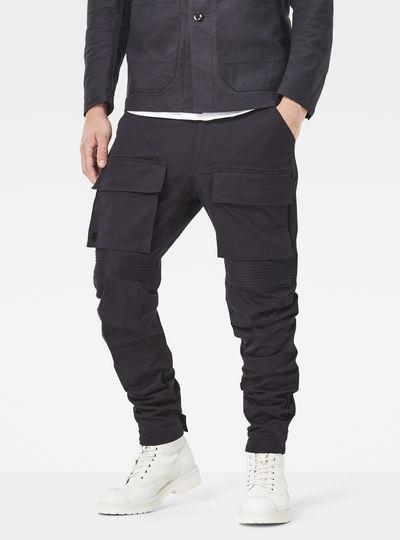 Vodan Deconstructed Slim Pants