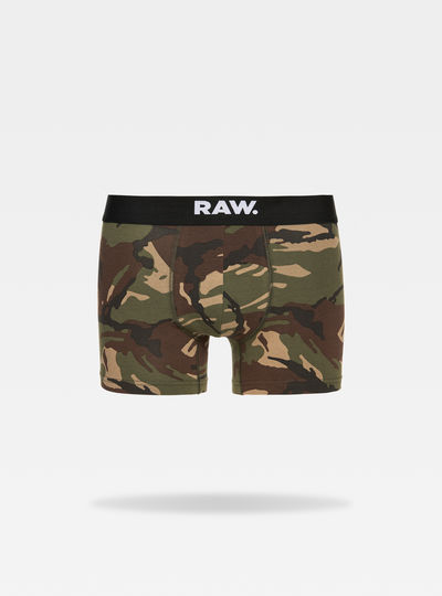 Weldax Camo Trunks