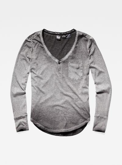 Adisyon Straight Granddad T-Shirt