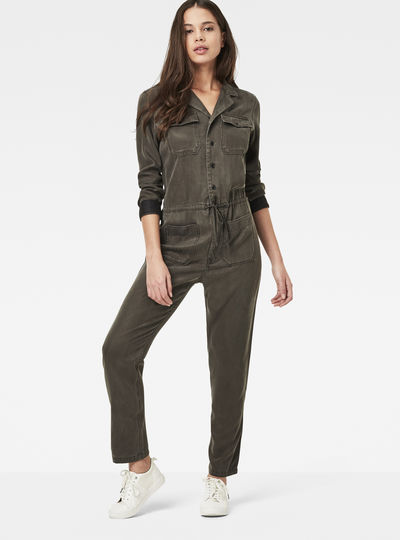 Landoh 4-Pocket Jumpsuit