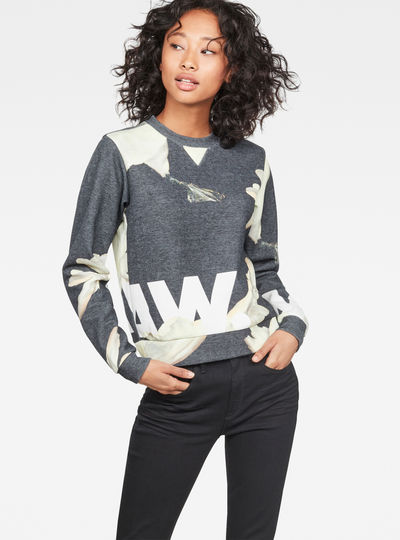 Cropped 1 Sweater