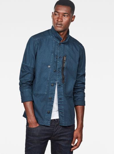 Rackam Zip Overshirt