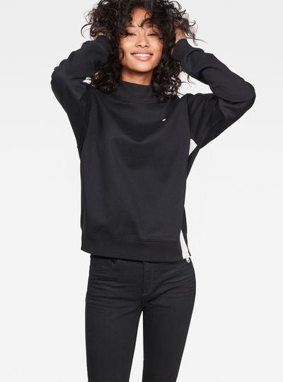 Ustra Boyfriend Funnel Sweater