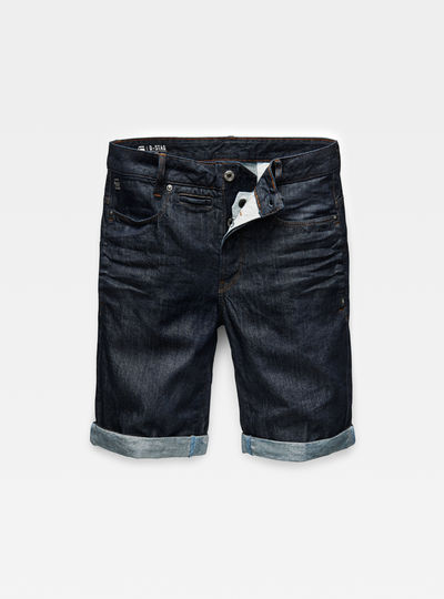 D-Staq 3D 1/2-Length Shorts