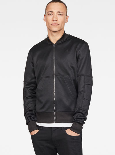 RC Rackam Bomber Sweater