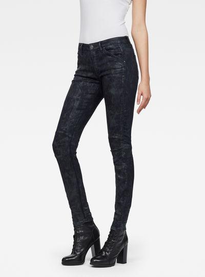 5622 Mid-Waist Skinny Jeans