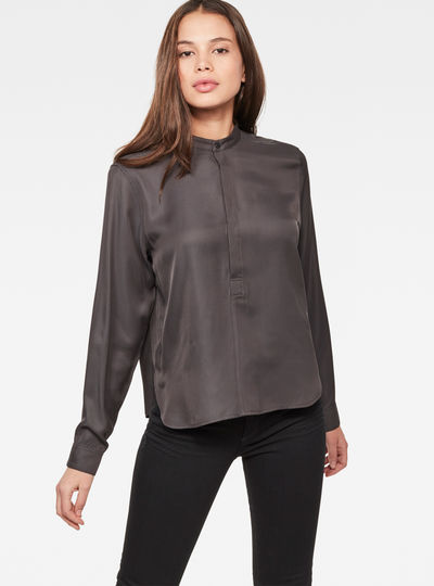 Road Cropped Shirt
