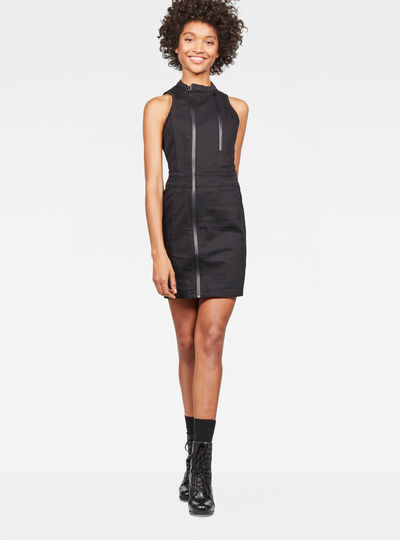 Lynn Lunar Slim Sleeveless Dress