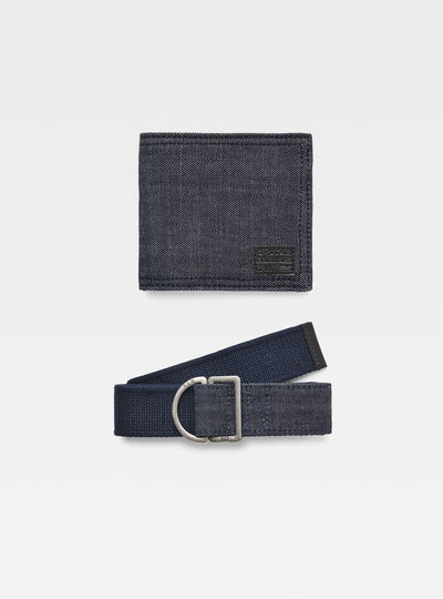 Estan Giftpack Wallet + Belt