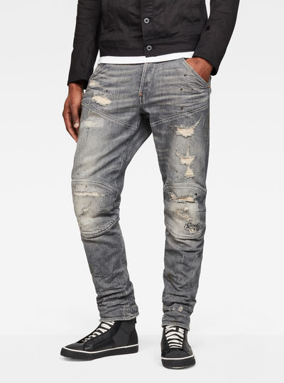 Raw Essentials 5620 3D Tapered Jeans