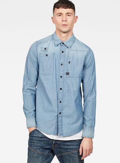 H-A Stalt Utility Straight Shirt