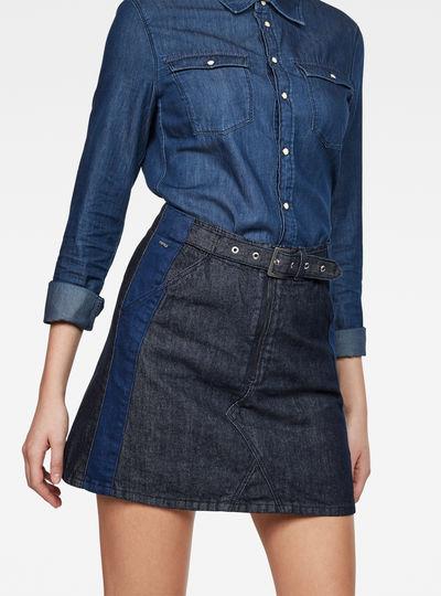 5622 Racewood A-Line Skirt
