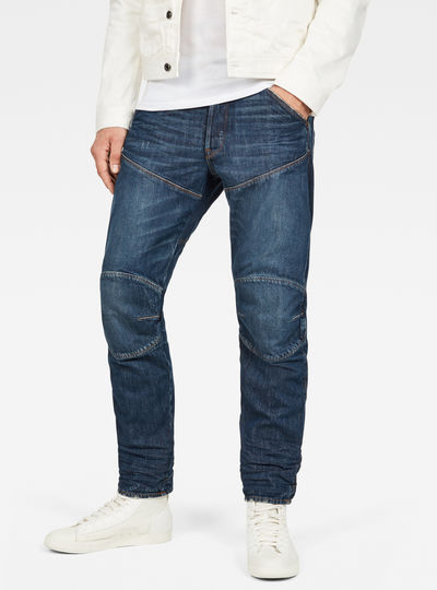 5620 3D S Tapered Jeans
