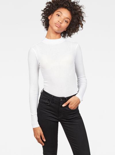 Xinva Slim Funnel T-Shirt