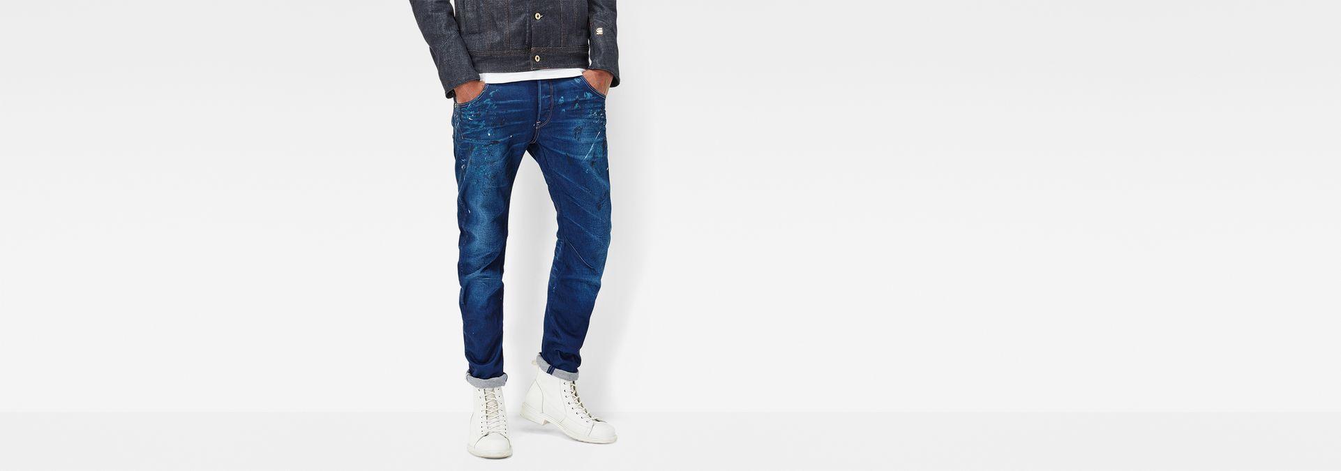 arc 3d slim jeans g star raw. Black Bedroom Furniture Sets. Home Design Ideas