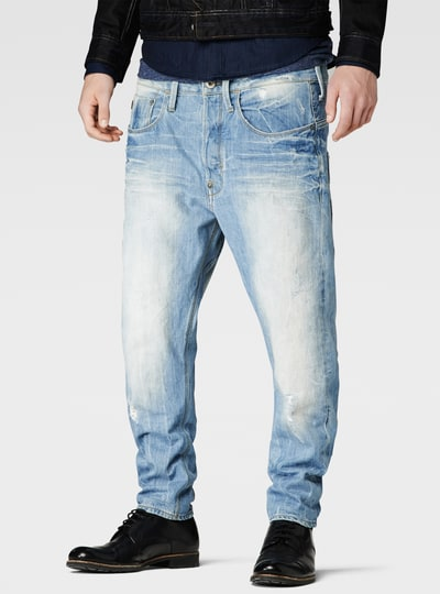 Type C 3D Loose Tapered Jeans