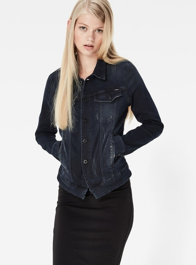 jackets and blazers women g star raw. Black Bedroom Furniture Sets. Home Design Ideas