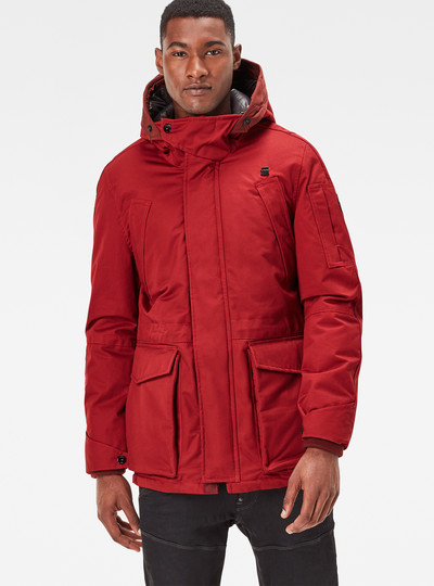 Expedic Down Hooded Jacket
