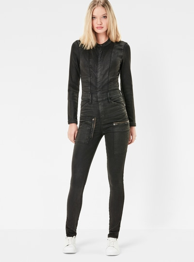 jumpsuits and overalls women g star raw. Black Bedroom Furniture Sets. Home Design Ideas