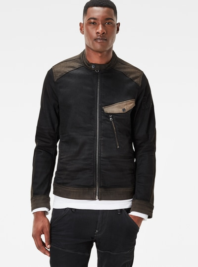 Revend 3D Slim Jacket