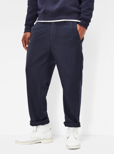 Bronson Loose Cropped Pants