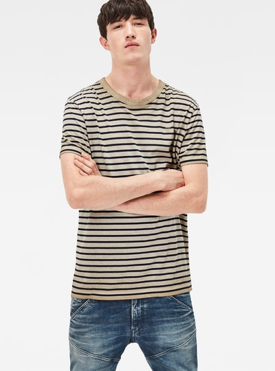 Rancis Stripe T-Shirt