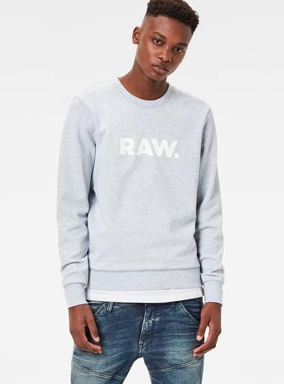 sweatshirt hoodies men g star raw. Black Bedroom Furniture Sets. Home Design Ideas