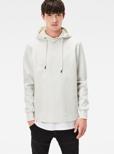Calow Zip Hooded Sweater