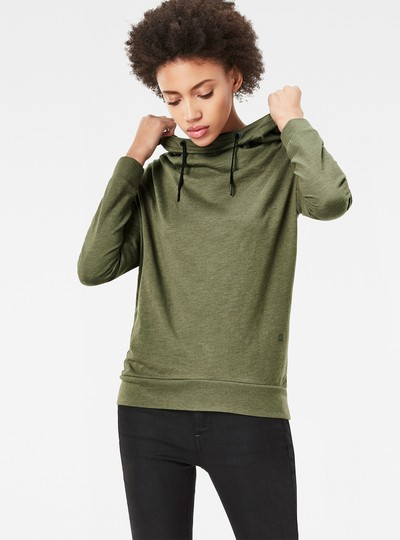 Ribelon Slim Hooded T-Shirt