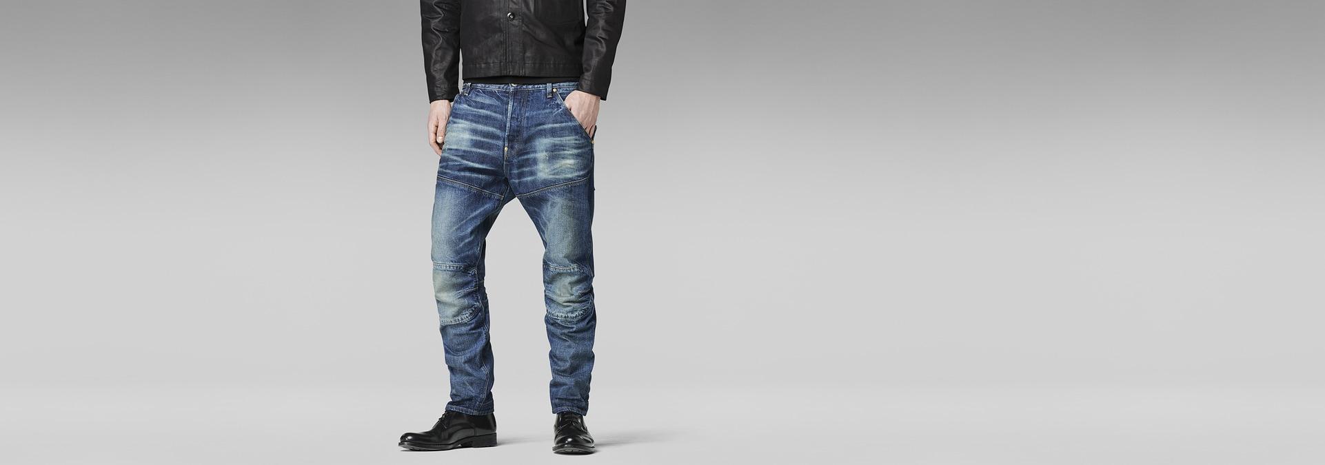 g star raw men jeans re 5620 g star elwood japan 3d loose tapered jeans vintage aged. Black Bedroom Furniture Sets. Home Design Ideas