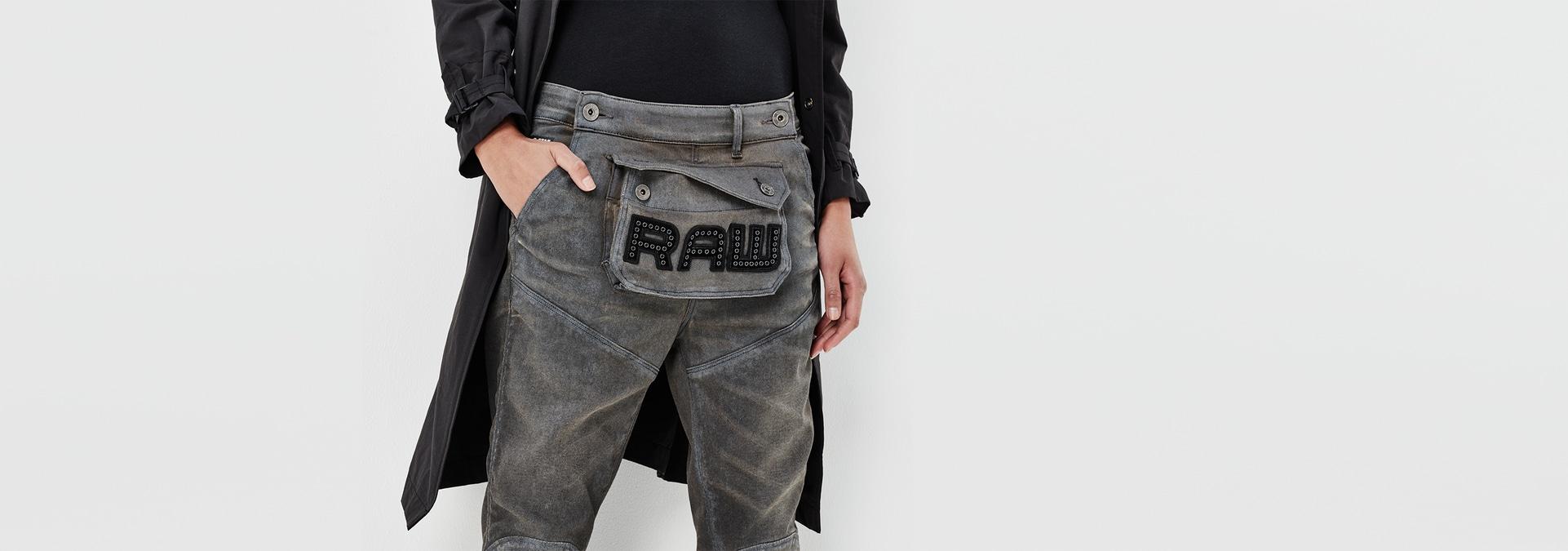 g star raw women jeans 5620 3d pouch high boyfriend. Black Bedroom Furniture Sets. Home Design Ideas