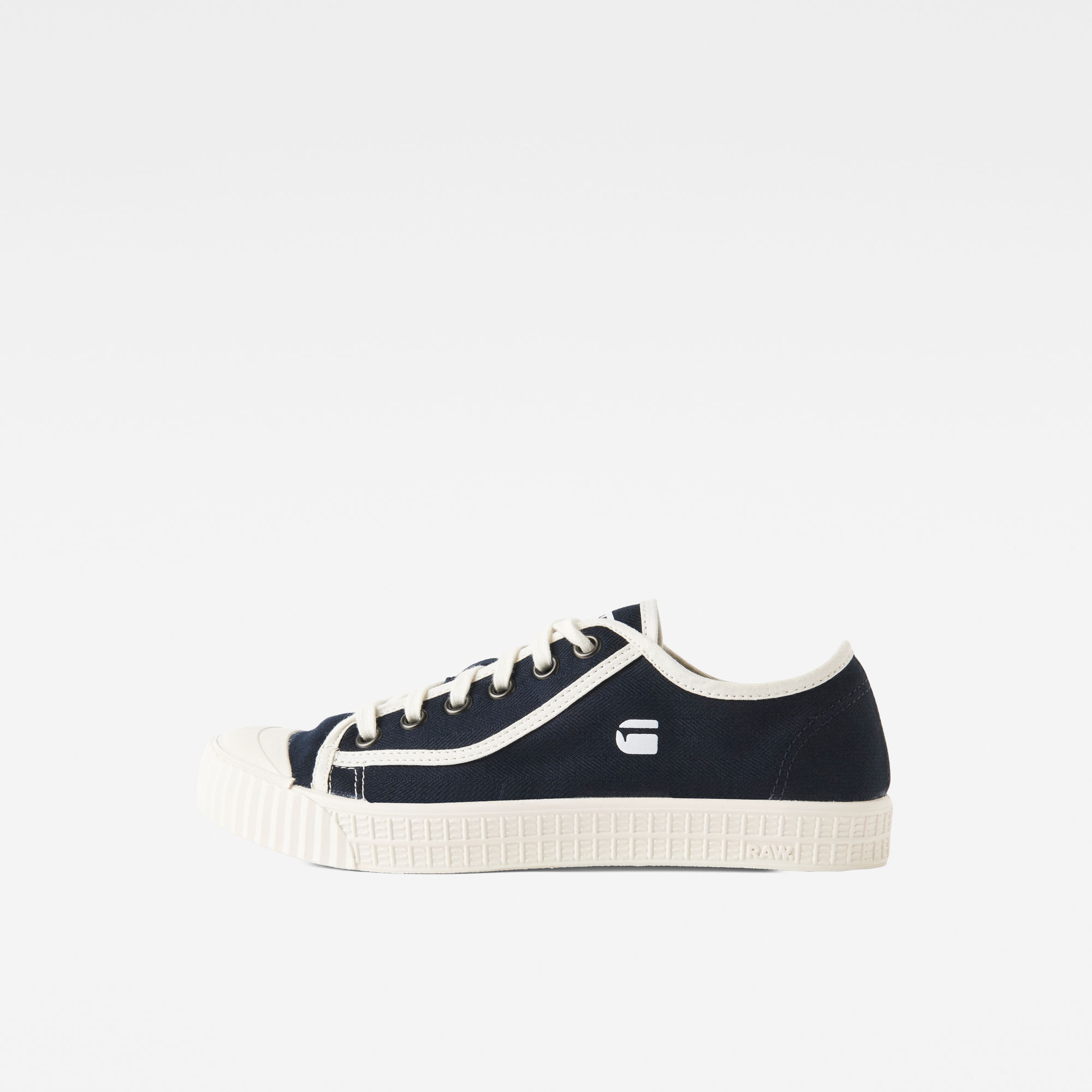 G-Star RAW Dames Rovulc HB Sneakers Donkerblauw
