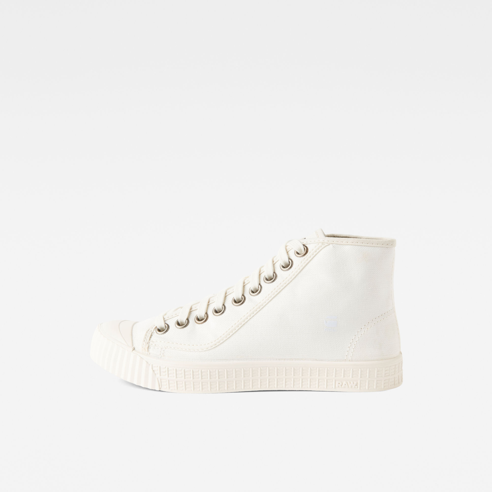 G-Star RAW Dames Rovulc HB Mid Sneakers Wit