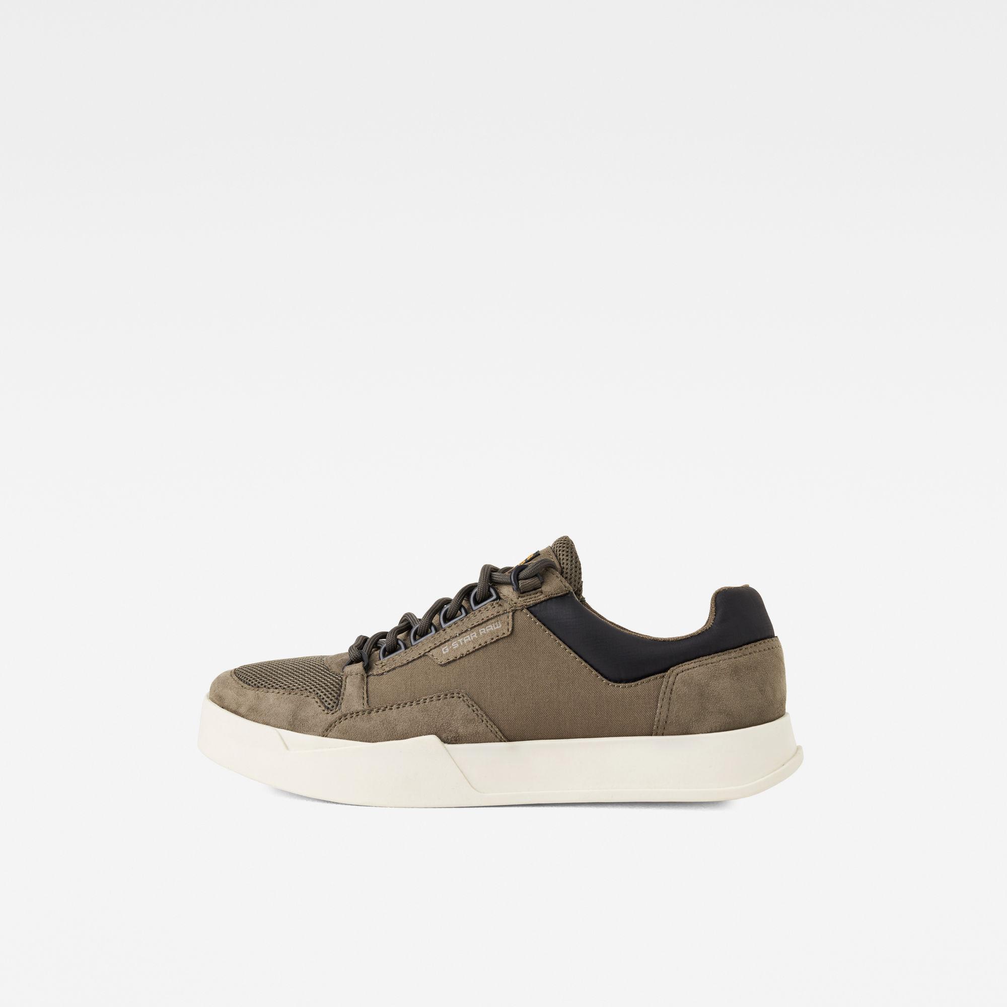 Rackam Vodan Low II Sneakers Groen