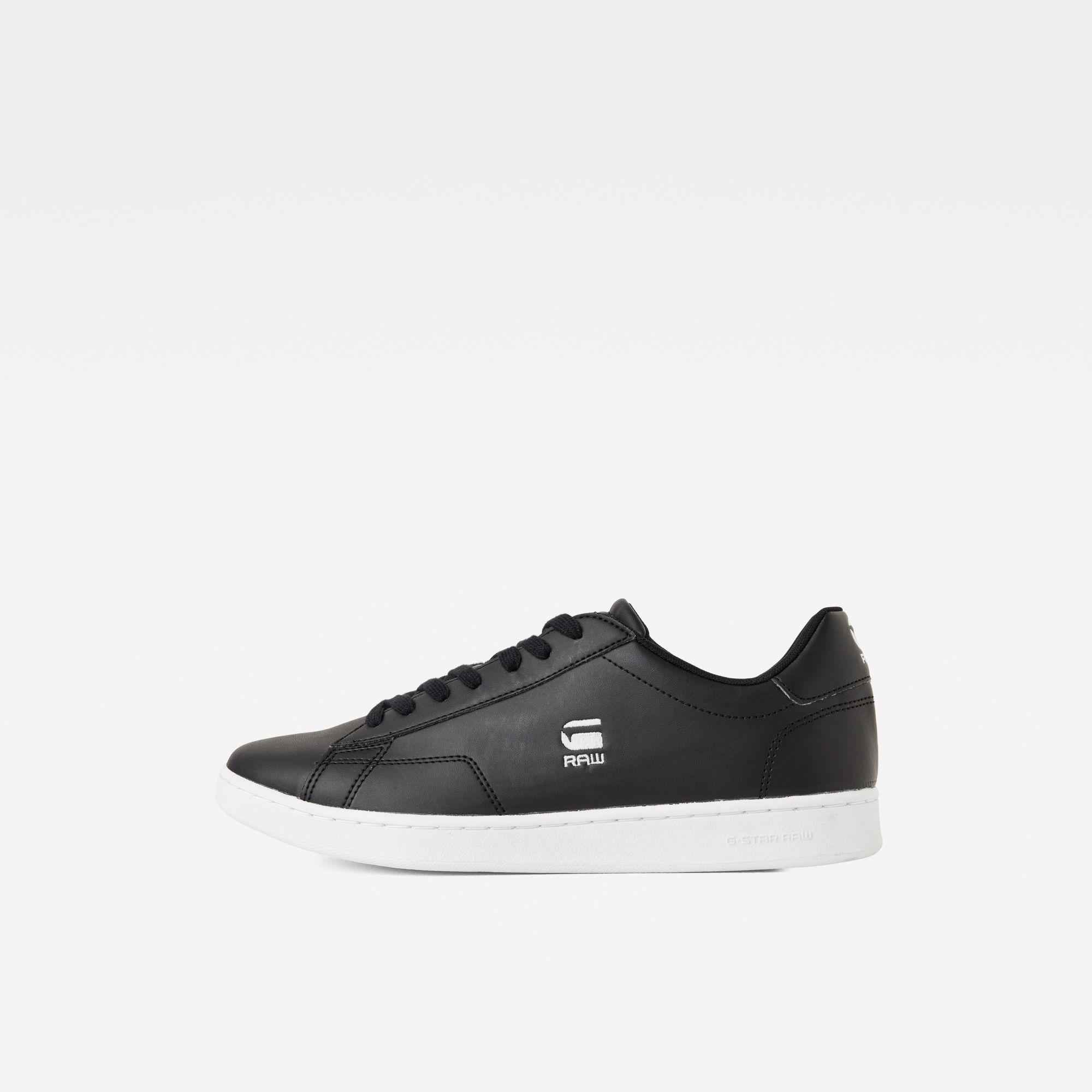 G-Star RAW Heren Cadet Sneakers Zwart