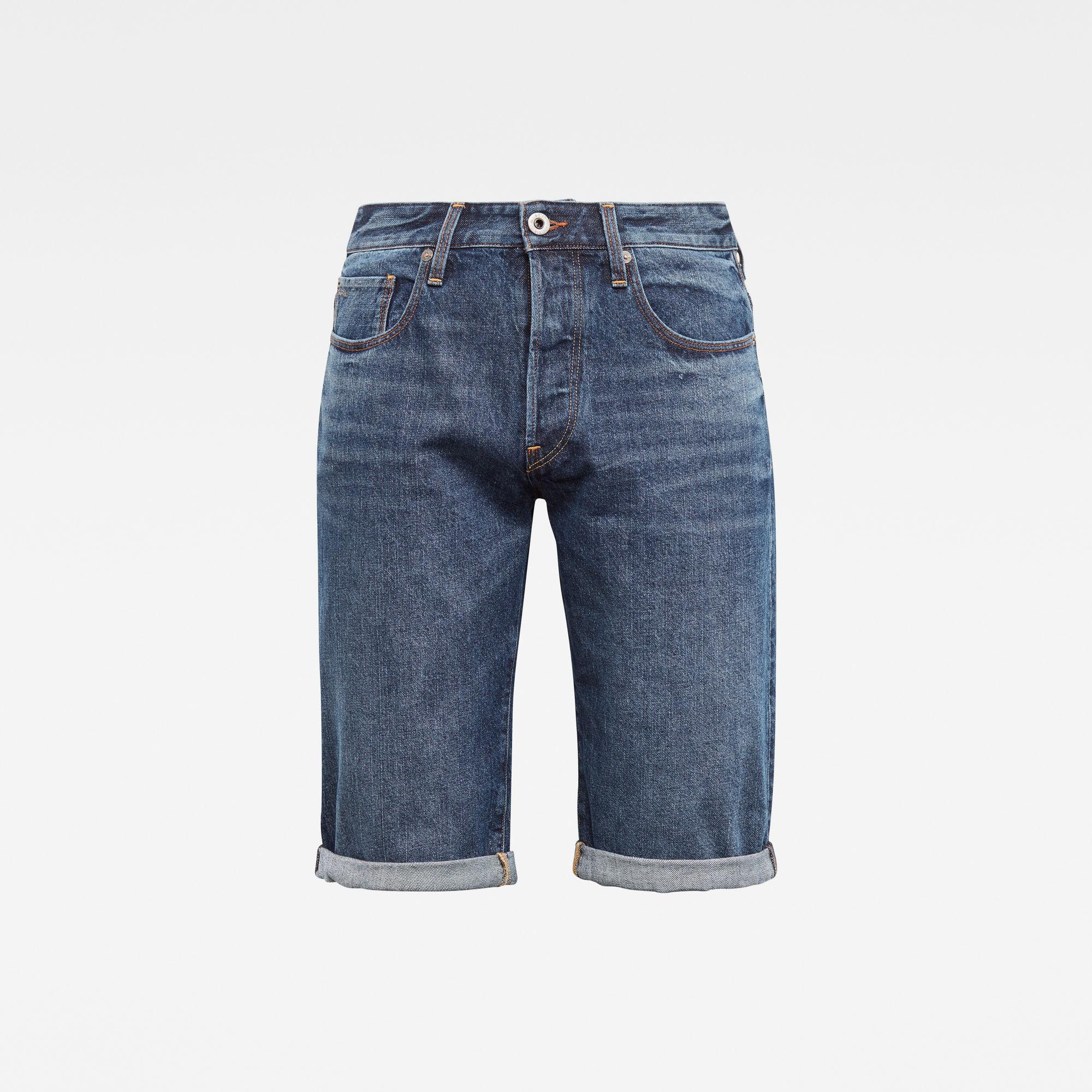 3301 short Donkerblauw