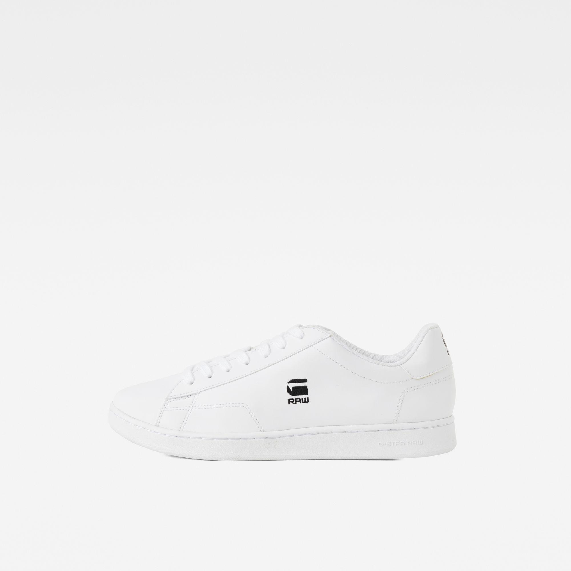 G-Star RAW Heren Cadet Sneakers Wit